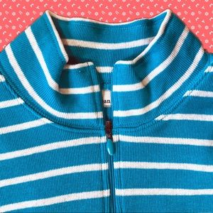 L.L. Bean Tops - French sailor knit top